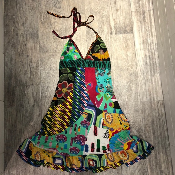 Desigual Dresses & Skirts - Desigual Halter Dress